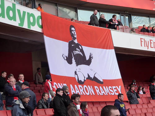 One Aaron Ramsey