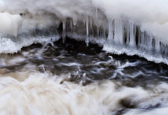 Icy River
