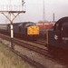 40029 40012 Sefton Jct April 1981