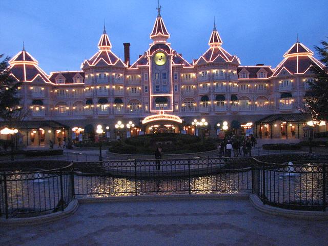 Disneyland Paris 141 from Flickr via Wylio
