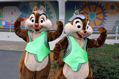 Meeting Space Chip and Dale