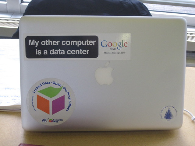 my other  puter is a data center flickr   photo sharing