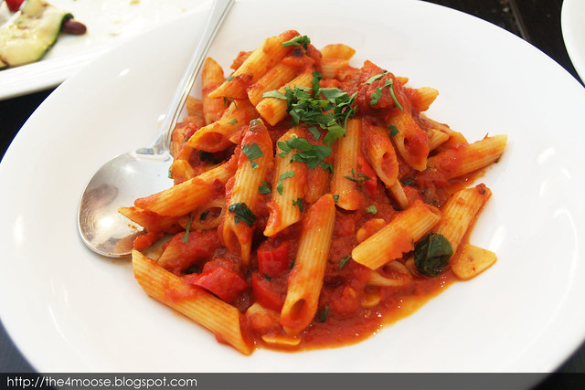 Penne in Spicy Tomato Sauce | Flickr - Photo Sharing!