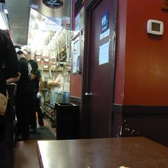 Kitchen at Samurai Noodle