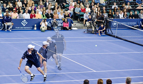 Andy Roddick trick shot (stop-motion) by john m flores