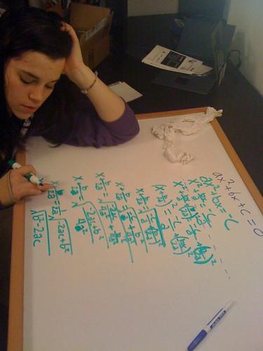 Quadratic Amy