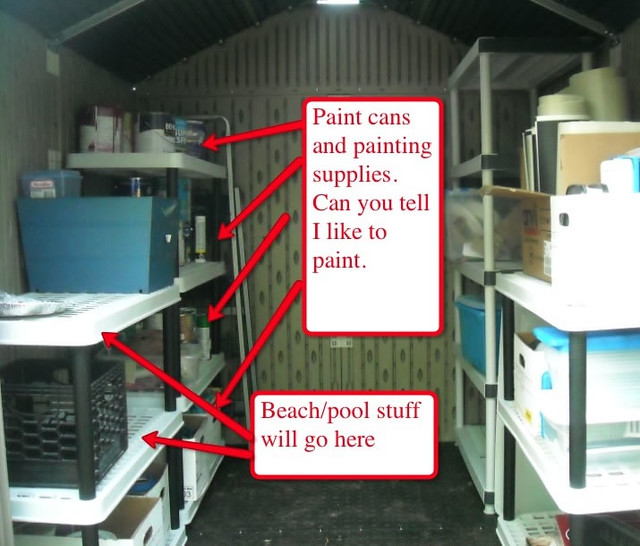 How to install rubbermaid roughneck gable storage shed
