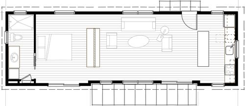 Lovely Container Floor Plans