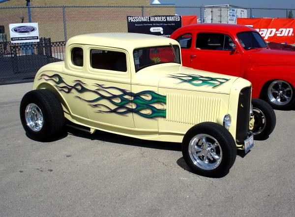 32 ford 5 window coupe highboy flickr photo sharing for 32 ford 5 window coupe