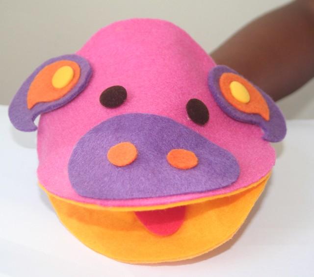 Puppets To Make - Sunnie BunnieZZ Storytellers A Kidsafe Activity