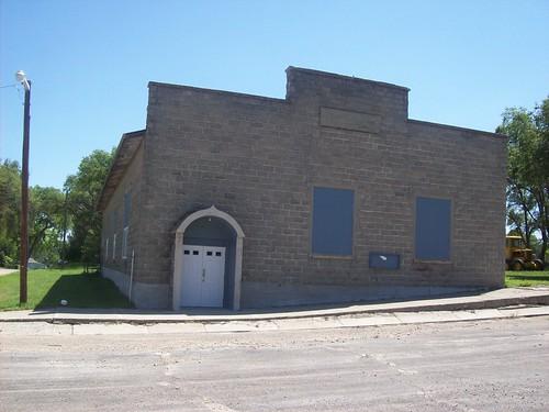 Community Building - Seneca, NE