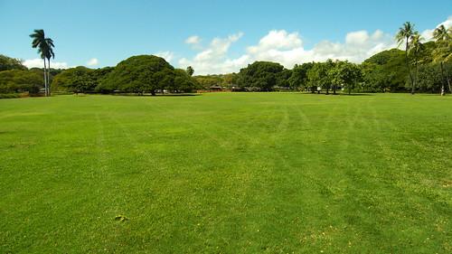 モアナルア ガーデン Moanalua Gardens
