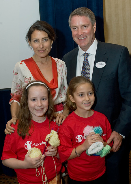 Child Health Care Champion Lisa Edelstein Makes A HOUSE