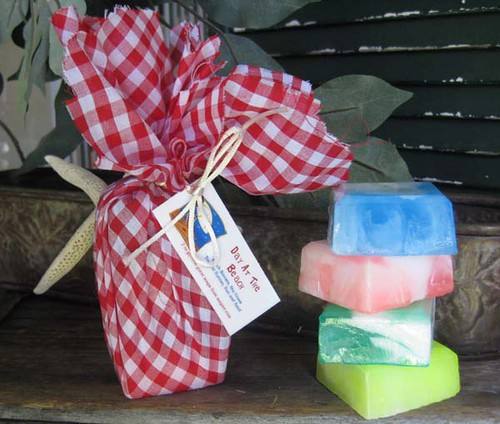 Day At The Beach Guest Soaps