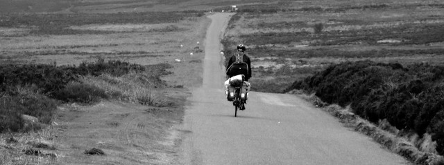 Pedalling the Yorkie Moors
