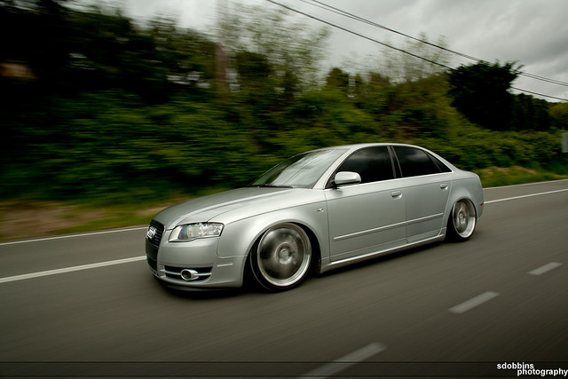 Jess Bagged B7 Audi A4 2 0t Flickr Photo Sharing