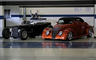 coupla Ford rods