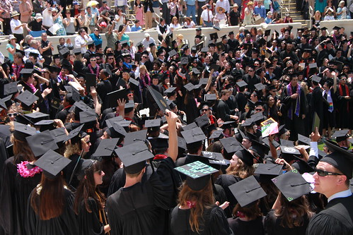 Occidental Commencement 2010