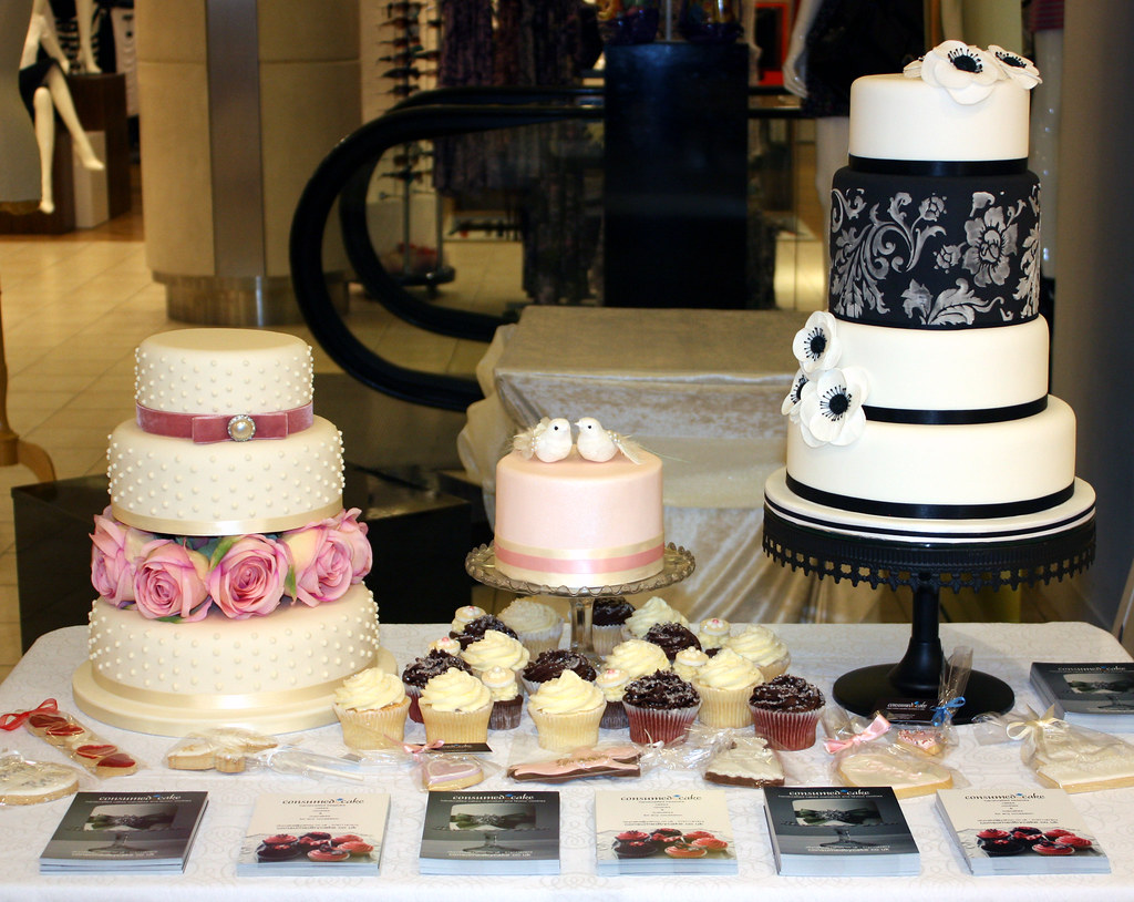 Wedding Gift List Debenhams: Consumed By Cake At Debenhams, Churchill Square, Brighton