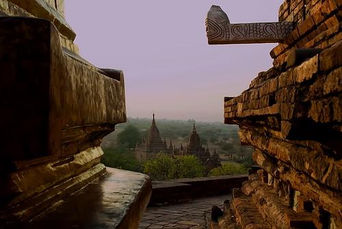 sunset burma mystic timeless tati pagodas bagan annatatti bestcapturesaoi elitegalleryaoi