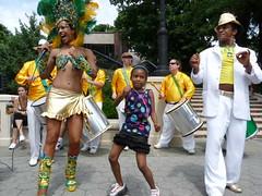 Samba with the Sea Lions - June 5
