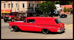 '58 Chevy Delray Panel Delivery Wagon by the Gallopping Geezer 1,000,000 + views....