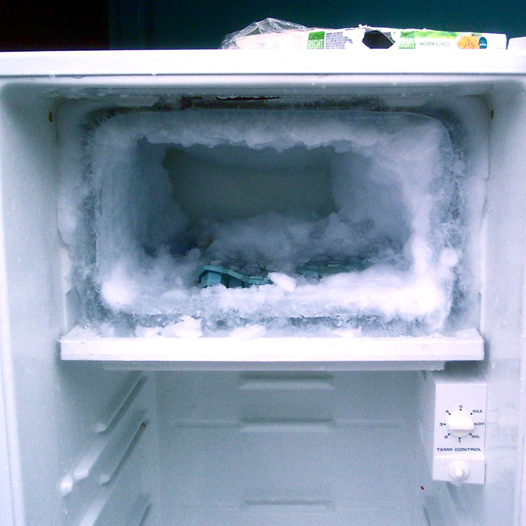 Defrosting Freezers Defrosting All Refrigerator With