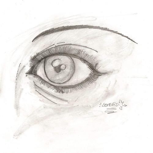 eye by Giuseppe Lombardi