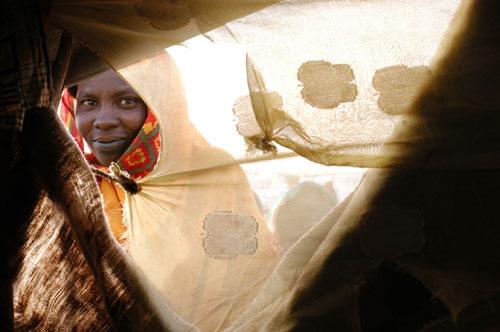 Darfur, by Helene Caux