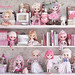 blythe is family, pink is friendly by launshae