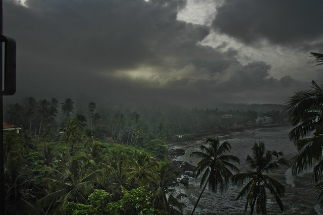 Hark the Monsoons Come - Raining in Kerala