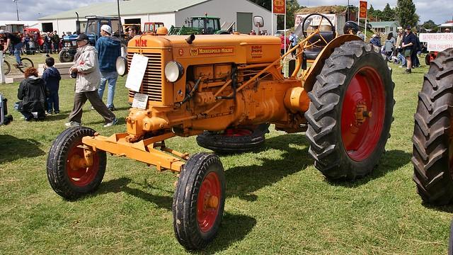 Minneapolis Moline Models : Minneapolis moline model z tractor flickr photo