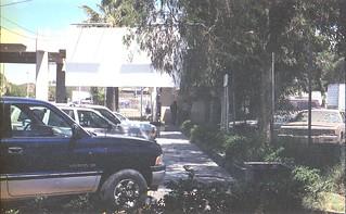 Border xing Tecate, MX