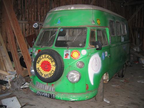 Ex Luchtmacht ambulance
