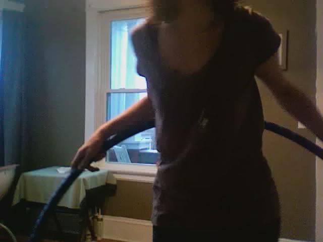 hooping!