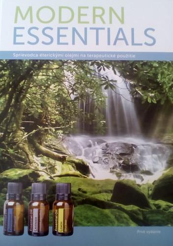 Kniha modern essentials