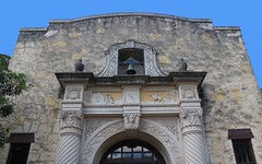 Buildings of the Alamo, Texas