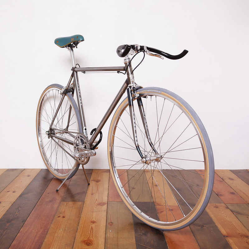 Steel Era Single Speed.