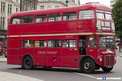 AEC Routemaster - WLT 871 - RM871 - Stagecoach - 15 Not In Service - London 2017 - Steven Gray - IMG_0653