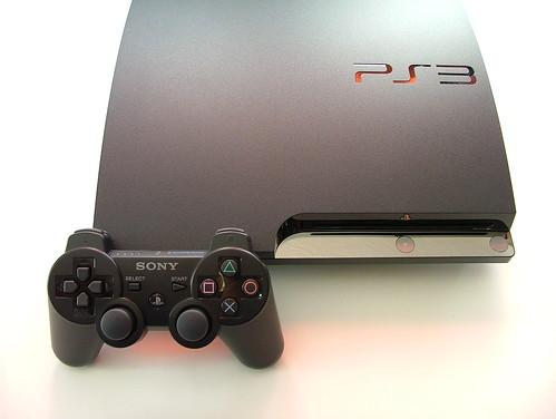 250GB PS3