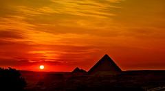 Cairo - Giza Pyramids - 21-2