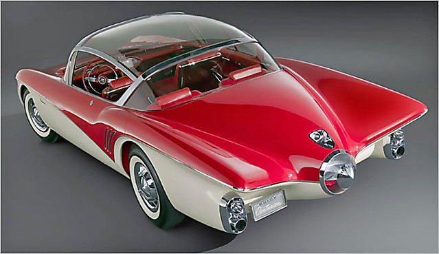 56 Buick Centurion