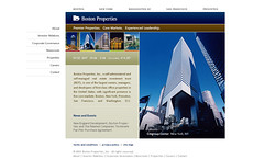 Corporate Website (2005)