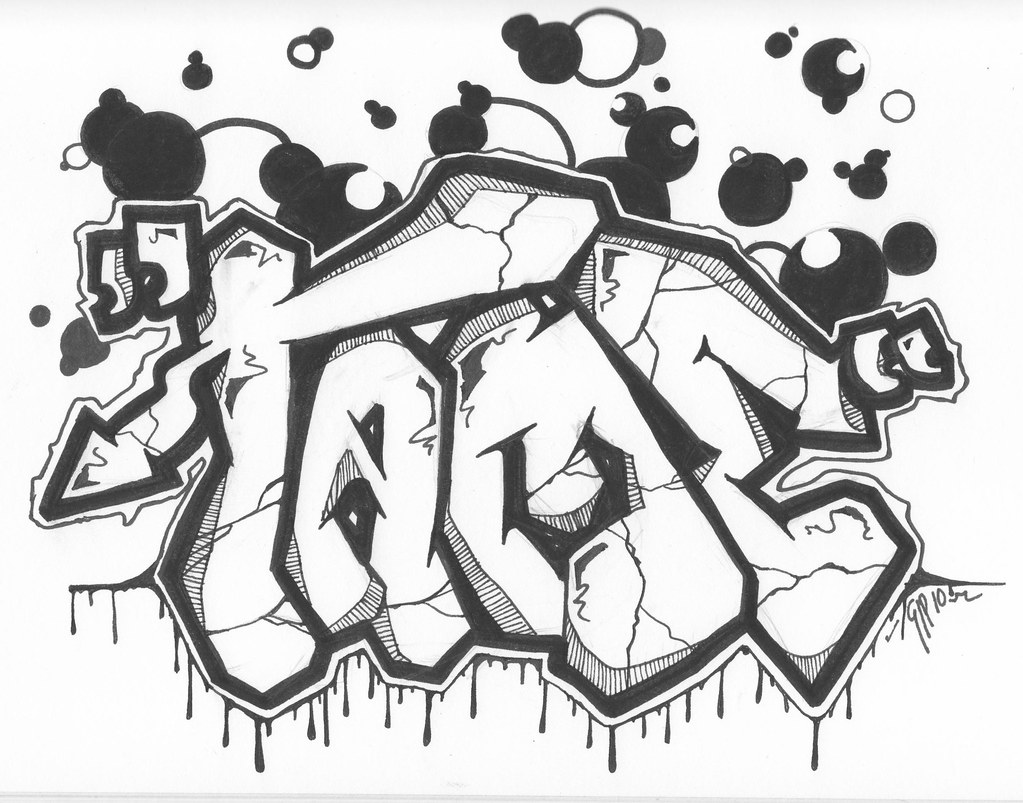 Download image Graffitis Faciles Dibujar Todo Para Facebook Imagenes ...