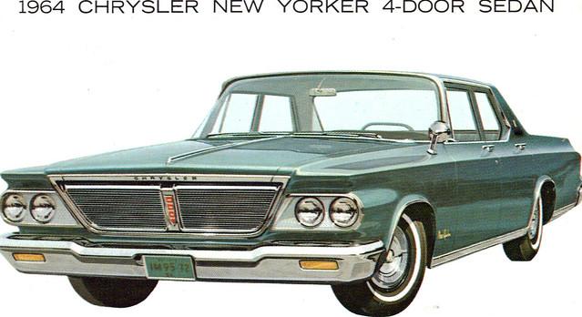 1964 chrysler new yorker 4 door sedan flickr photo for 1964 chrysler new yorker salon