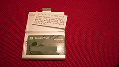 Japanese Card Holder