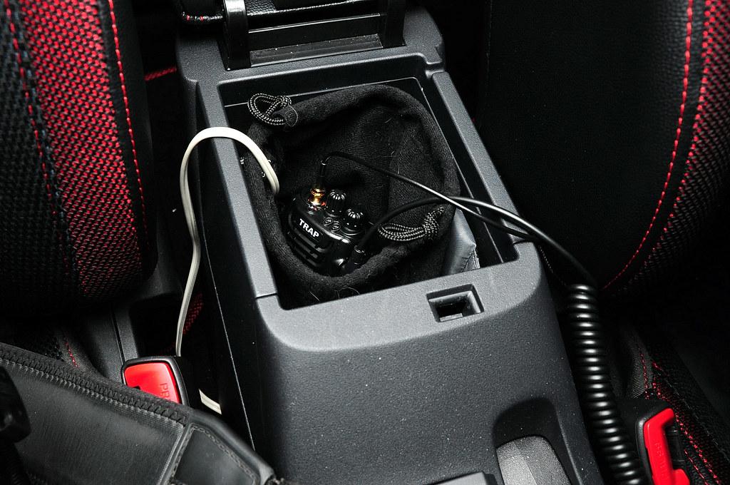TRAP A1443 雙頻對講機
