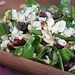 Spinach and Orzo Salad with Cranberries and Almonds