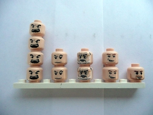 Bricklink Head order