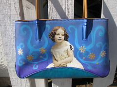 Blue Child Purse by pennylrichardsca (now at ipernity)